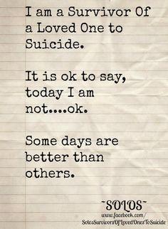 Suicide Awareness on Pinterest   Grief, Lyrics and Rascal Flatts