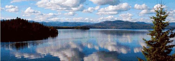 Priest Lake, Idaho  #