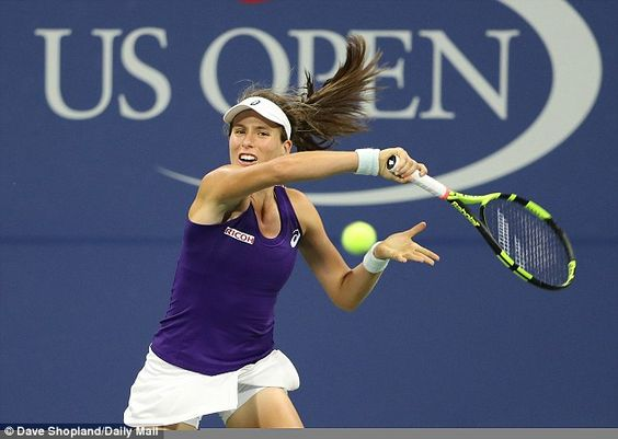US Open: Johanna Konta cruises past Bethanie Mattek-Sands via   VAVEL ·    Johanna Konta defeated Bethanie Mattek-Sands to cruise into the second round of the US Open. The British number one won 6-3 6-3. Konta made her career breakthrough in New York last year after reaching the fourth round as a qualifier. 8/29/16