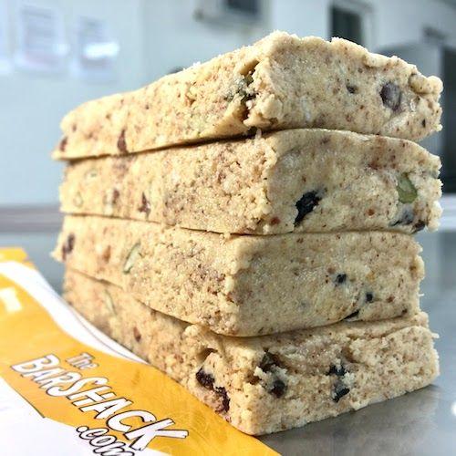Bam Bam Bar Protein Bar Recipe Raw Almond Butter Protein