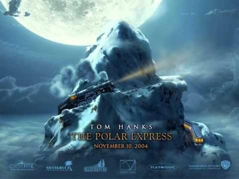 The Polar Express When Christmas Comes To Town Matthew Hall And Meagan Polar Express Polar Express Movie Polar Express Theme