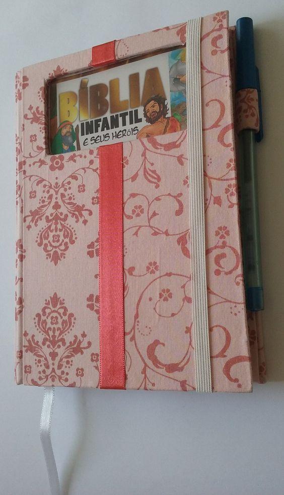 Capa para livro, agenda ou bíblia em cartonagem - Aula parte 1 de 1