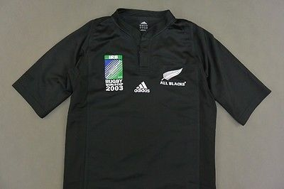 #adidas all blacks 2003 #world cup rugby #jersey limited edition size xl (adults,  View more on the LINK: http://www.zeppy.io/product/gb/2/231901207328/