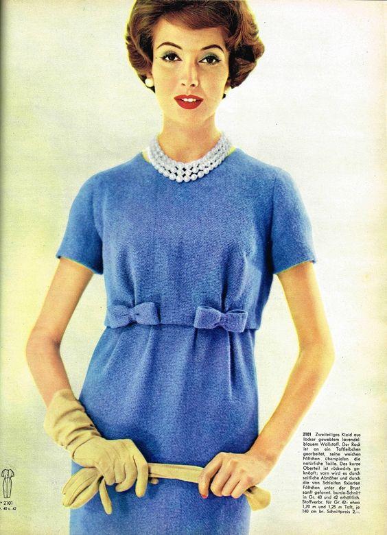 Burda Moden International Frühling/Sommer 1959 mit Schnittmuster 166 Seiten | eBay