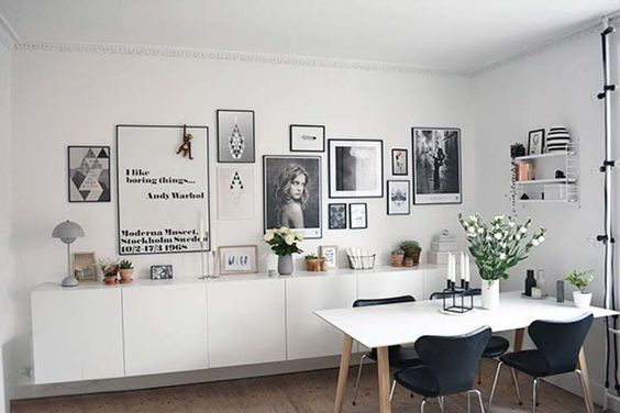 A fresh start via that nordic feeling living space Pinterest