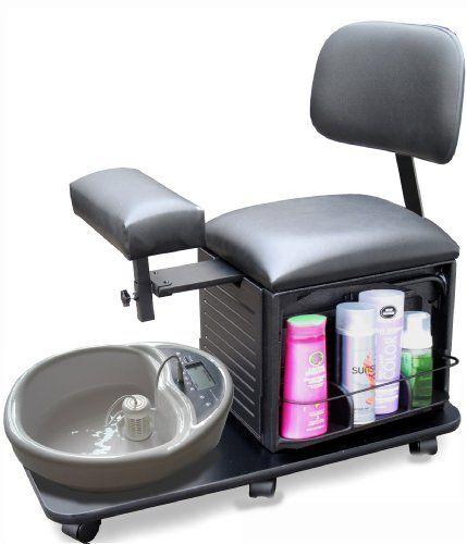 Dina Meri 2318 Pedicure Station Pedicure Stool with Back Support  http://www.allbeautysecret.com/dina-meri-2318-pedicure-station-pedicure-stool-with-back-support/