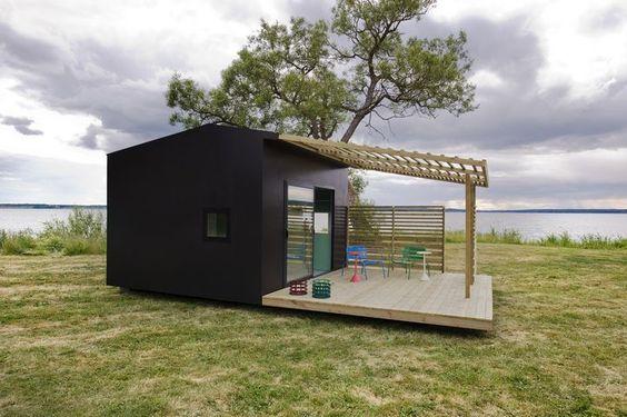 Mini House / Jonas Wagell