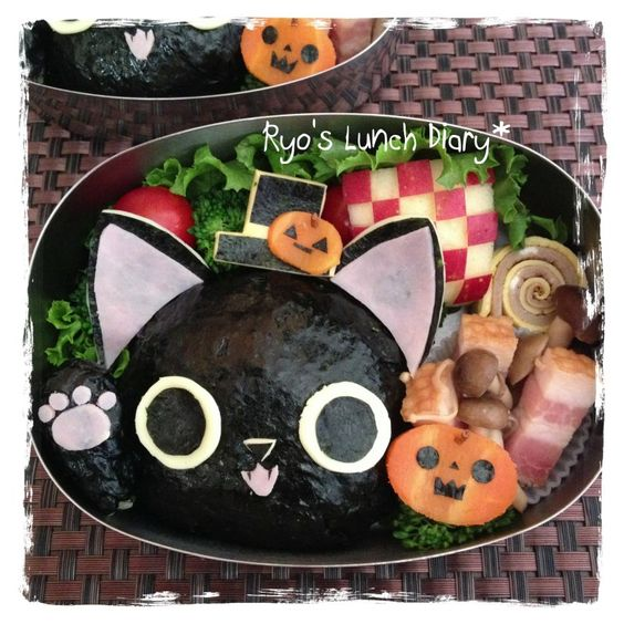 halloween party lunch ideas
