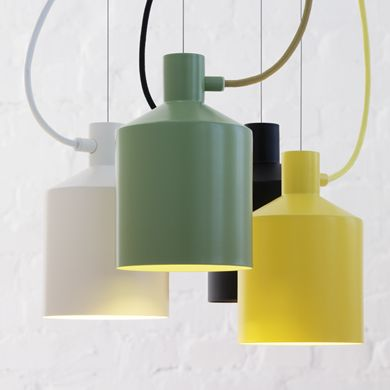 Zero Lighting | Silo | Suspension & Pendant Lighting | Share Design | Home, Interior Design, Architecture, Design Ideas & Design Inspiration Blog