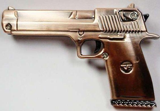 Gun Shaped Flash Drive #techgadgets