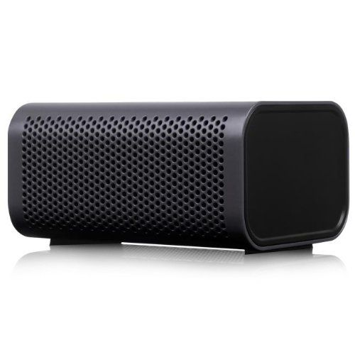 Black Friday Braven 440 Portable Bluetooth Speaker/Mobile Device Charger/Speakerphone (1400mah Battery) - Speakers  Enjoying my music at work