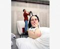 This artist, Ron Mueck, is absolutely amazing!  Check out some of his work.