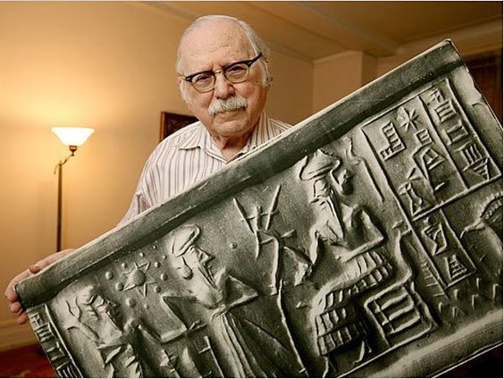 Tribute To Zecharia Sitchin Who Boldly Revealed The True Story Of The Annunaki, Sumer and Nibiru - MessageToEagle.com: