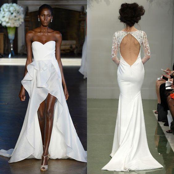 Brautkleid für die Widder-Frau   Welches Brautkleid passt zu welchem