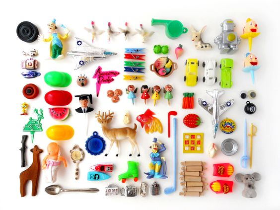 Toys and stuff