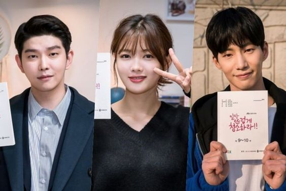 """Clean With Passion For Now"" Cast Reveals What To Look Forward To In 2nd Half Of Drama"