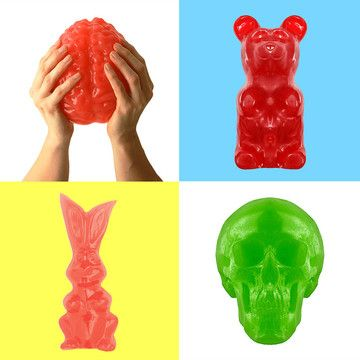 Fab.com   Colossal Chewy Critters