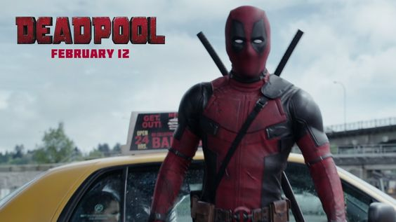 Just can't get enough of the Merc with a Mouth! Here is a new #Deadpool TV spot featuring some of our #VFX work: https://www.youtube.com/watch?v=olE3gTFOugs