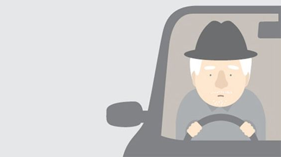 Elderly Drivers Proliferate on the Roads