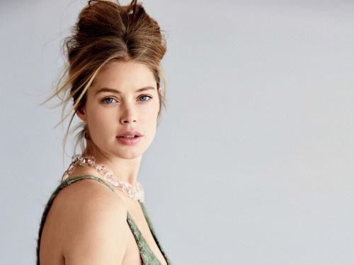 dailydoutzen:  'She's a Natural' HQ Doutzen Kroes by Patrick Demarchelier for Glamour US, September 2014.