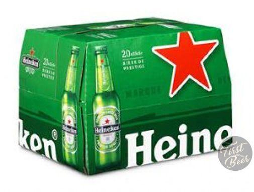 xách bia heineken pháp 20 chai