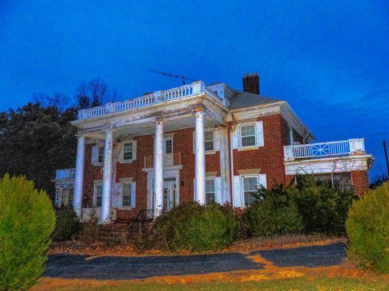 Abandoned in Orange, VA
