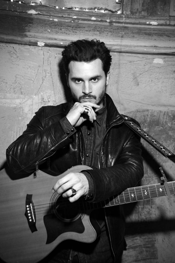 Michael Malarkey ph Andrea Vecchiato for NUIT MAGAZINE