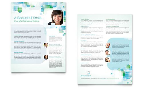 Hospice And Home Care Flyer And Ad Template Design By Stocklayouts