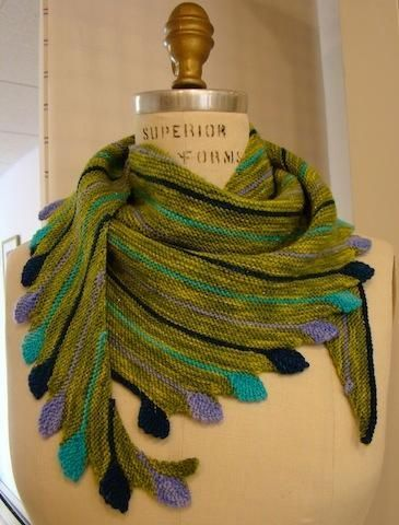 Knitting Patterns For Scarves With Circular Needles : Knitted scarves, Scarfs and Knitting on Pinterest