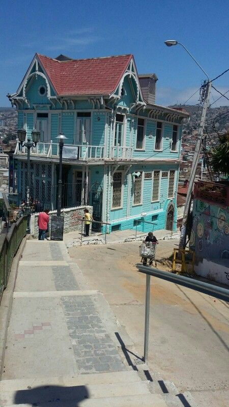 Valparaiso,Chile.