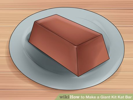 Image titled Make a Giant Kit Kat Bar Step 8