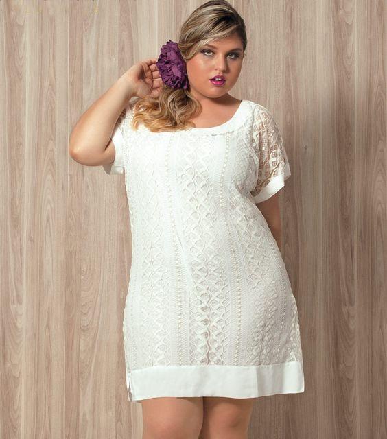 Vestido para reveillon 2018 Plus Size