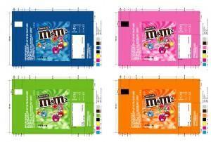 Emballages de marques pour créations gourmandes