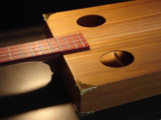 Tenor Guitar (cbg) - Cigar Box Nation