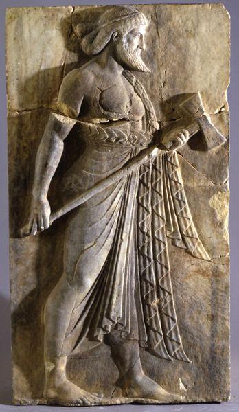 Gibil, Son to Enki, God of the Kilns, Slide-show: | Mesopotamian Gods & Kings