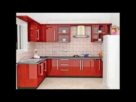 Aluminum Kitchen Cabinet Design Youtube Kitchen Cupboard Designs Simple Kitchen Design Modular Kitchen Cabinets