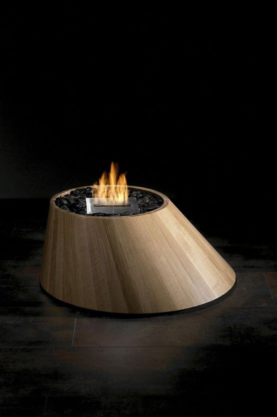 Bioetanol fireplace  CONE