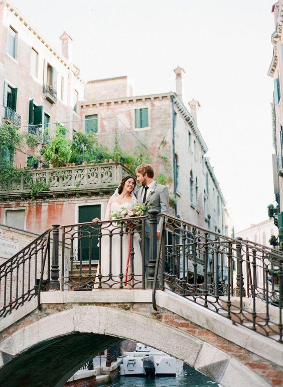 Venice. Italy. Enough said.