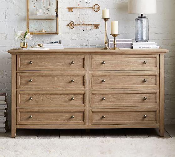 Hudson 8 Drawer Extra Wide Dresser Extra Wide Dresser