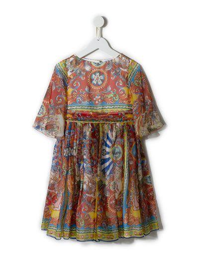 Dolce & Gabbana Kids abito da bambino Infantil