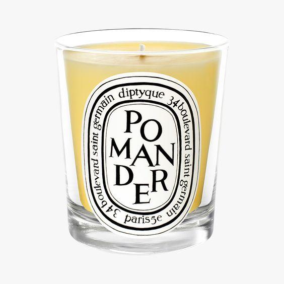 Bougie parfumée Pomander 190gr - DIPTYQUE - Find this product on Bon Marché…