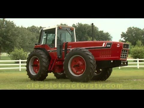 See A Wonderful International Harvester Collection Story On A 1980 Model 3588 2 Plus 2 Tr International Harvester Tractors International Harvester Tractors