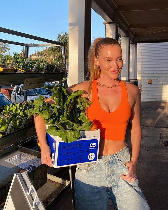 IMG Model Georgia Mae Gibbs - Know this American Bikini HeartThrob