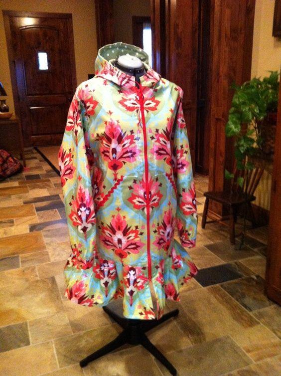 Alaska Trumpet Flower Rainpuk Amy Butler Fabric by rainpuk on Etsy, $200.00