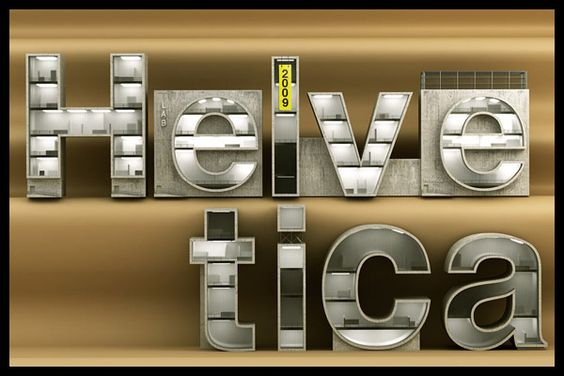 Chris Labrooy (3D Type) - http://www.designals.com.ar/2011/07/chris-labrooy-tipografias-3d/