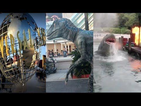 Universal Studio Part 1 Priya S Magic Lamp Universal Studios Hollywood Universal Studios Universal City