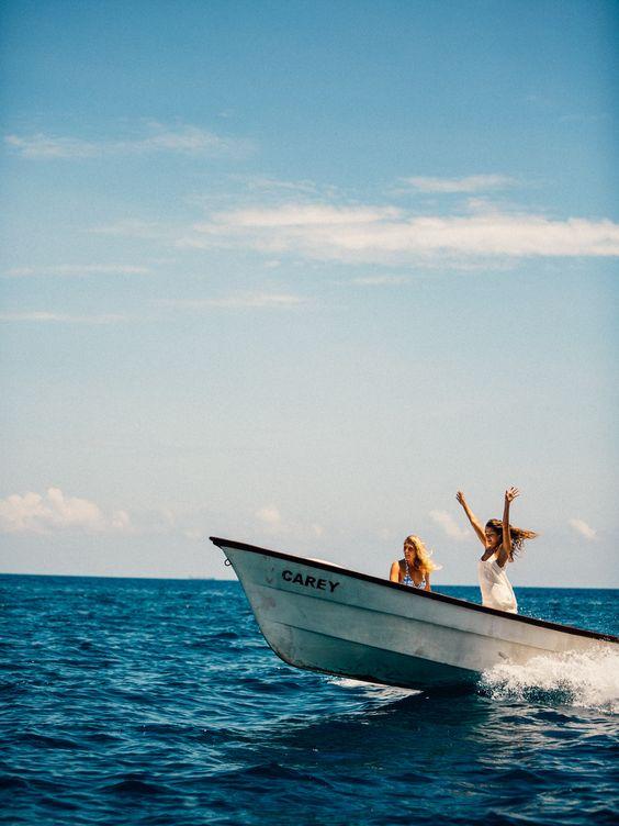 Boat trip:
