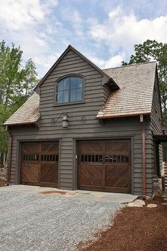 Barn Garage Design Ideas, Pictures, Remodel, and Decor - page 27