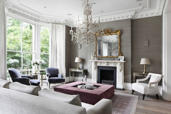 London Town House by Carden Cunietti