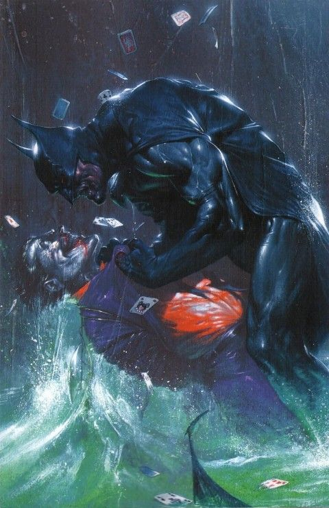Gabriele Dell'Otto ( Batman & Joker ) *
